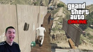 Download GTA 5 - RAILROAD DEATHRUN Video