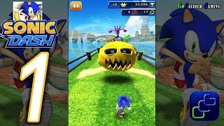 Download Sonic Dash Android Walkthrough - Gameplay Part 1 - Lost World BOSS Defeated Video