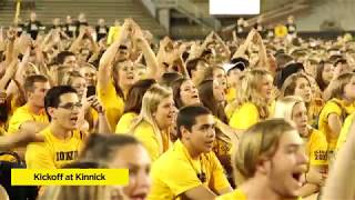 Download On Iowa! Welcoming the Class of 2021 Video