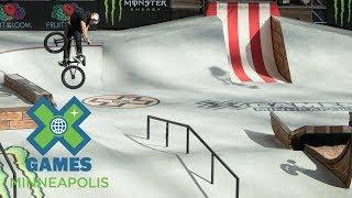 Download FULL BROADCAST: BMX Street Final   X Games Minneapolis 2017 Video