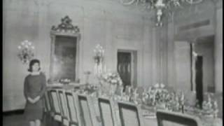 Download Jackie's White House Tour Video