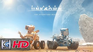 Download **Award Winning** CGI 3D Animated Short Film: ″PLANET UNKNOWN″ - by Shawn Wang Video