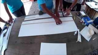Download construction polyclub en depron Video