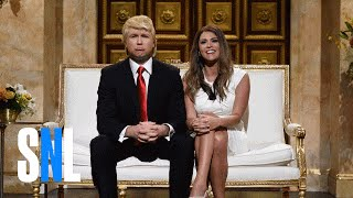 Download Donald and Melania Trump Cold Open - SNL Video