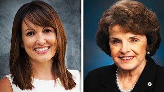 Download Justice Democrat Beating Diane Feinstein? Video