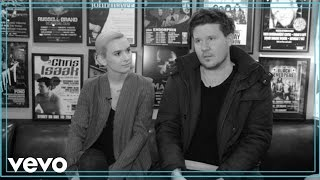 Download Jarryd James - Discusses working with BROODS on 1000x (Interview) ft. Broods Video