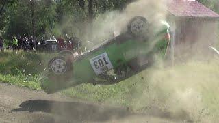 Download Tengtools Ralli 2018 | F-Rallisarja | Crashes & Action Video