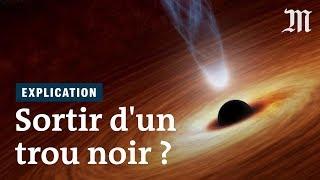 Download Peut-on sortir d'un trou noir ? Video