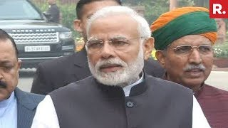 Download PM Modi Reaches Out To The Opposition Ahead Of The Winter Session In The Parliament Video