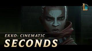 Download Ekko: Seconds   New Champion Teaser - League of Legends Video