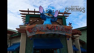 Download Disney Springs World Of Disney Shopping tour 9/3/17 Video