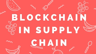 Download Blockchain for Supply Chain Transparency & Traceability - Simardeep Video