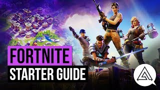 Download FORTNITE | Starter Guide - Everything You Need To Know To Play Well Video
