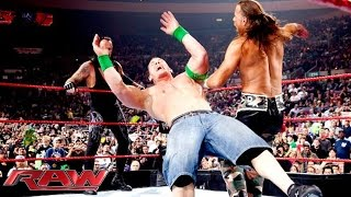 Download John Cena & The Undertaker vs. D-Generation X vs. Jeri-Show: Raw, November 16, 2009 Video
