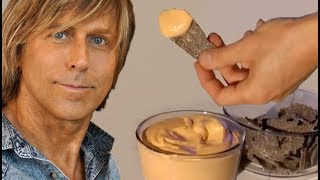 Download CRACKERS and CHEESE Easy fast non dairy healthy raw food Video