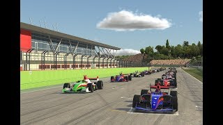 Download iRacing | First race in the Formula Renault 3.5 at Imola - What the heck?! Video