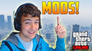 Download MI PRIMERA VEZ PROBANDO MODS DE GTA V EN PC!!! - Gameplay GTA V PC Mods Video