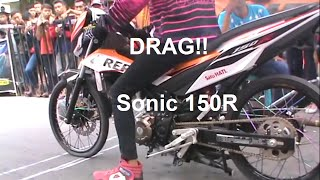 Download Sonic 150 drag race!! Video