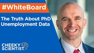 Download The Truth About PhD Unemployment Data Video