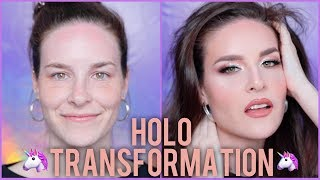 Download Simply Nailogical Gets A Makeover! HOLOSexual Makeup Transformation! Video