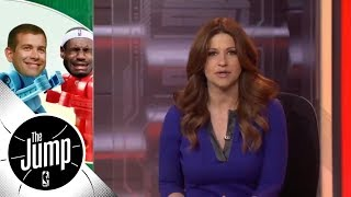 Download Rachel Nichols: Cavaliers on the ropes after Celtics gut punch | The Jump | ESPN Video