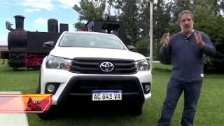 Download TOYOTA HILUX LIMITED, CONTACTO. NUEVA KOLEOS. TOYOTA PLAN DE AHORRO. (3.2.18) AUTO AL DÍA. Video
