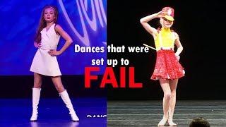 Download Dances that were set up to fail//Dance Moms Video