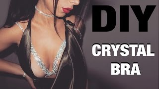 Download DIY CRYSTAL BRA Video