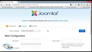 Download How to Design a Website -1-Wamp Server and Joomla 3.0 Installation Video
