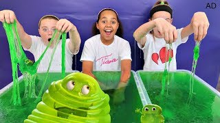 Download SLIME BAFF TOY CHALLENGE GAME!! Hotel Transylvania 3 | Toys AndMe Video