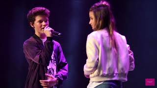 Download Annie And Hayden At RYH Back To School Concert!! Video