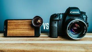 Download iPhone VS DSLR Filmmaking Video