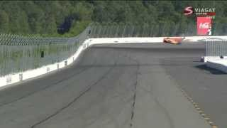 Download SCARY (FATAL) CRASH Indycar Justin Wilson and Sage Karam POCONO 2015 (HD) R.I.P. Video