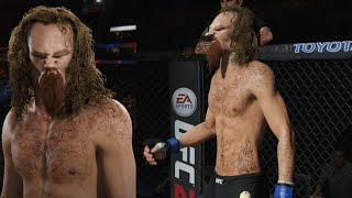 Download Is He Human? Moses Cuh EA Sports UFC 2 Ultimate Team Gameplay Video