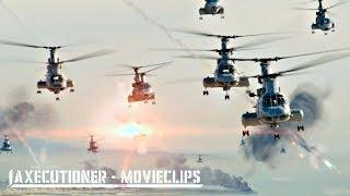 Download World Invasion Battle: LA  2011  All Alien Attack Scenes [Edited] Video