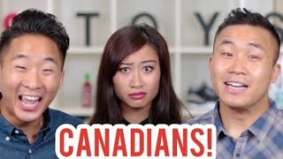 Download ASIAN CANADIANS VS ASIANS AMERICANS Video
