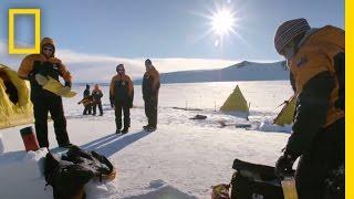 Download Tea...For Dinner?: A Day in the Life of a Scientist | Continent 7: Antarctica Video