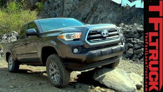 Download 2016 Toyota Tacoma: Everything You Ever Wanted To Know Video