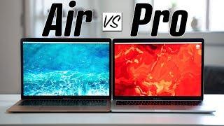 Download 2019 MacBook Air vs 2019 MacBook Pro - Full Comparison Video