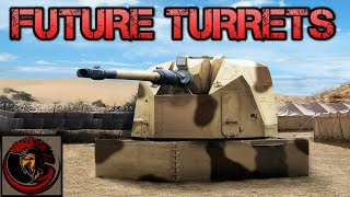 Download Future Gun Turrets on Military Vehicles and Tanks? Video