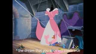Download Cinderella - A Dream is a Wish Your Heart Makes Reprise - Lyrics - MrsDisney0 Video