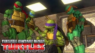 Download TMNT: Mutants In Manhattan #1 Bebop & Rocksteady Video