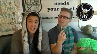Download NaNoWriMo Virtual Write-In: 11/01/15 Video