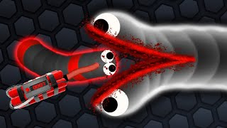 Download Slither.io - EXCELLENT SLITHERIO TACTICS #3 // SLITHER.IO GAMEPLAY (Slitherio Funny/Best Moments) Video