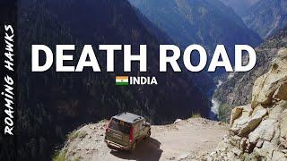 Download Death Road India - Killar to Kishtwar | Roaming Hawks Video