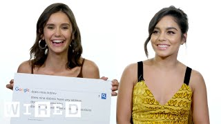 Download Nina Dobrev, Vanessa Hudgens & the 'Dog Days' Cast Answer the Web's Most Searched Questions | WIRED Video