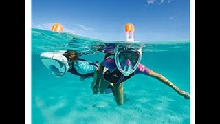 Download 20 Reasons I bought aTribord Easybreath Snorkel Mask & 8 bad ones not to Video