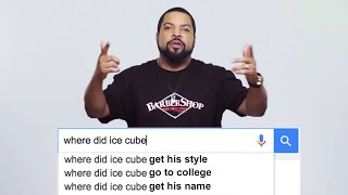 Download Ice Cube Answers The Web's Most Searched Questions | WIRED Video