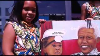 Download Opening of the Nelson Mandela Children's Hospital in Parktown Video
