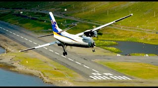 Download Extreme Airport Approach in Iceland! (HD) Video